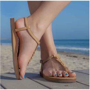 Rainbow T Street Sandals